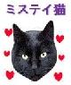ミスティ猫